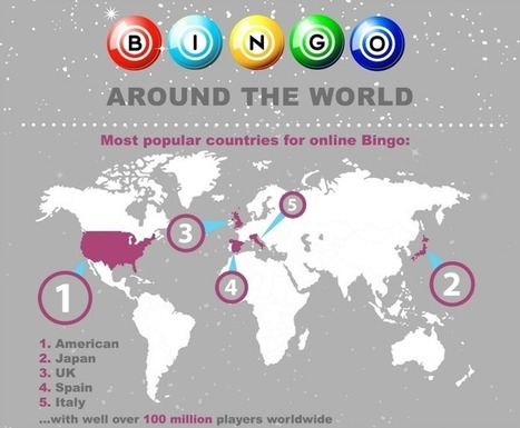 The Pastime Shelf: A Look At The Global Online Bingo Scene | Bingo | Scoop.it