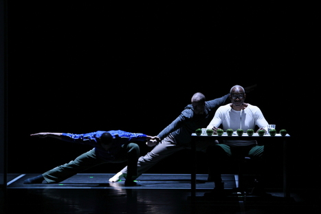 Standing Up: Bill T. Jones and Theaster Gates Discuss Their Collaboration | Music, Theatre, and Dance | Scoop.it