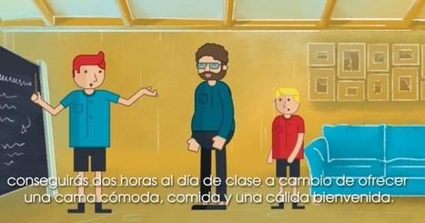 GoCambio, para aprender inglés ofreciendo alojamiento a un turista | Recull diari | Scoop.it