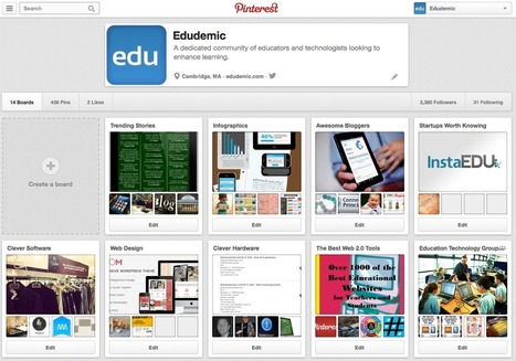 The 3 Biggest Ways Pinterest Is Changing - Edudemic | Cool Library Information | Scoop.it