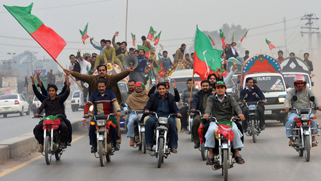 Thousands block NATO convoy route to protest US drone strikes in Pakistan | Not The News | Scoop.it