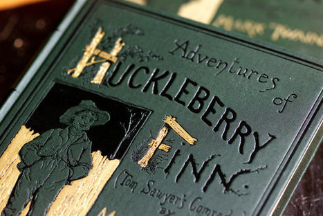 High School Removes 'Huckleberry Finn' Over Portrayal Of Blacks | Google Lit Trips: Reading About Reading | Scoop.it