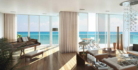 Apogee Beach, Private Beachfront Residences Located in Hollywood, Florida | GARRTECH INVESTMENTS | Scoop.it