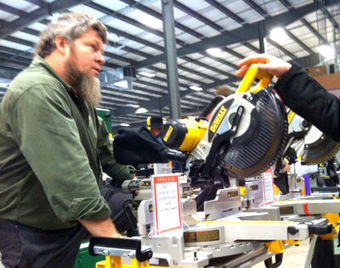 Power Tools Retrofitted for the Amish | Big and Open Data, FabLab, Internet of things | Scoop.it