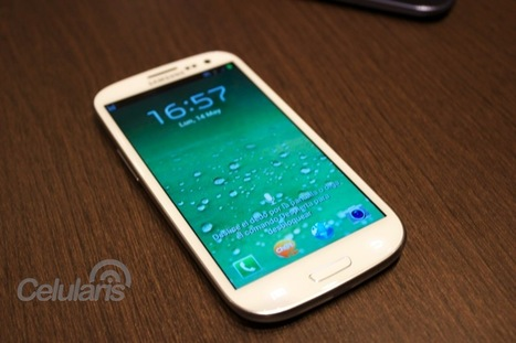 Samsung Galaxy IV en el Mobile World Congress 2013 | Mobile Technology | Scoop.it