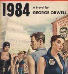 Guns, Germs, And Big Brother: 60-Year Anniversary Of 1984 | writing scifi | Scoop.it