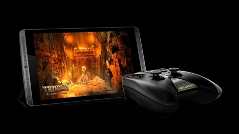 Nvidia's $299 Shield tablet just set an incredibly high bar for mobile gaming | Android | Geek.com | Video Games Galore!! | Scoop.it