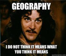 Just what is Geography? | AP HUMAN GEOGRAPHY DIGITAL  STUDY: MIKE BUSARELLO | Scoop.it