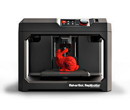 UMass Amherst Opens First MakerBot Innovation Center in a University Library -- Campus Technology | Libraries and eLearning | Scoop.it