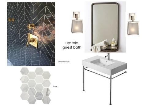 bathroom concept-online interior design - evolve design build | interior design | Scoop.it
