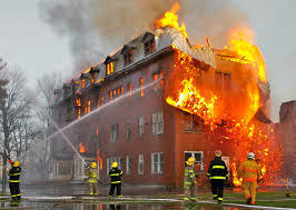 Gas monitors protect firefighters | States of matter | Scoop.it