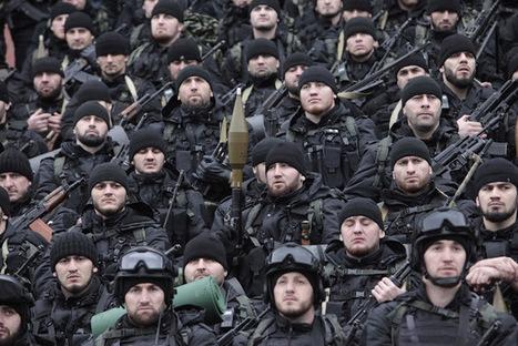 Video: Islamic Legion's Pledge to Putin | Global politics | Scoop.it