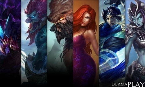 League of Legends Kost | Legend Online | Scoop.it