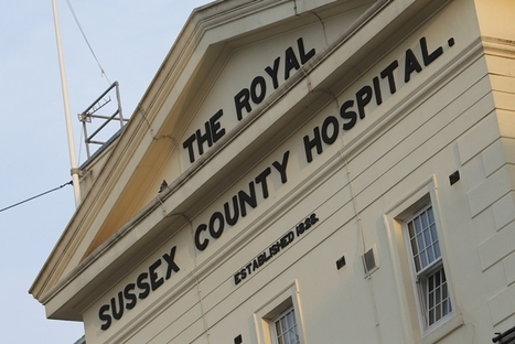 Brighton and Sussex University Hospitals - Construction starts for hospital redevelopment | Brighton and Sussex University Hospitals NHS Trust | Scoop.it