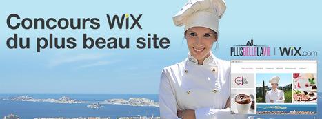 Blog 1Mile au concours Le plus beau site de Wix et Plus belle la vie! Vote pour 1Mile et gagne des prix fantastiques ! | 1Mile | Scoop.it