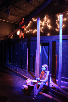 Sprout | Pedro Collective | Sam O'Sullivan Theatre Reviews | Scoop.it