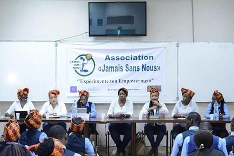 Leadership féminin : «Jamais sans nous» en campagne - Gabonreview.com | Actualité du Gabon | | Journée de la Femme | Scoop.it