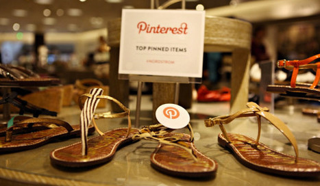 Nordstrom Takes Pinterest Engagement To New Level, Turns Most Pinned Items Into In-Store Displays | TheWIP | Scoop.it