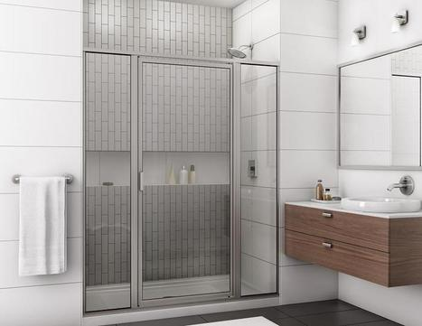 Inexpensive Shower Enclosures- Frame vs. Frameless | Interior Home Remodeling | Scoop.it