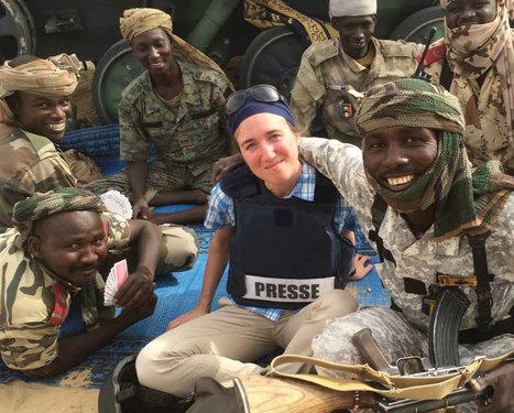 Cette journaliste a reçu le Prix Albert Londres pour ses reportages en Afrique | Femmes en mouvement | Scoop.it
