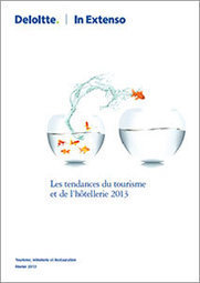 Deloitte France | Tendances du tourisme et de l'hôtellerie 2013 | Toursime | Scoop.it