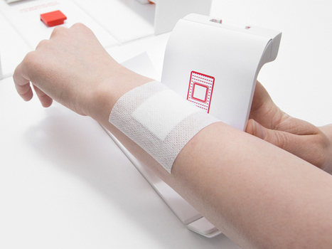 Brilliant First Aid Kit Provides One-Handed Relief   Wired Design   Wired.com   Extreme Design   Conception extrême   Scoop.it