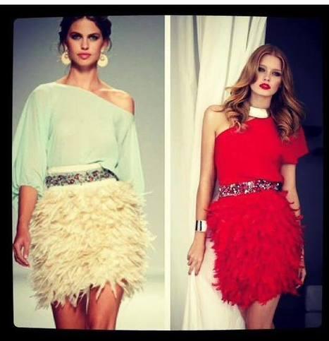 Vestidos de fiesta Matilde Cano: Colores | Pasarela de Moda | Scoop.it