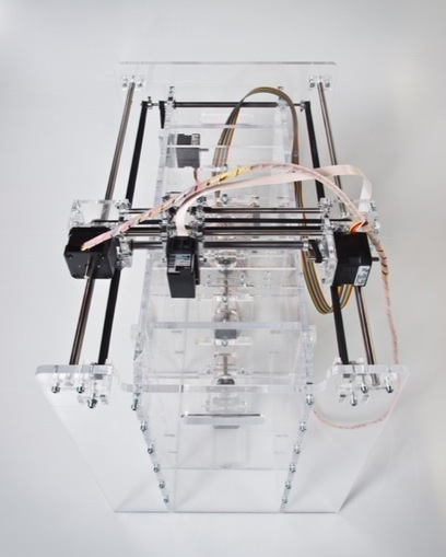 3ders.org - First open source powder-based 3D printer | 3D Printing news | SynBioFromLeukipposInstitute | Scoop.it
