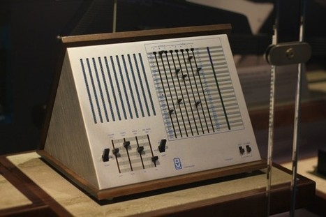 Meet the Strange, Wonderful 70s Machine that Used AI to Make Music | Music Representation as a Tool | Scoop.it
