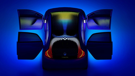 Ross Lovegrove's Renault Twin'Z Is Tripping Balls | Product Design | Scoop.it