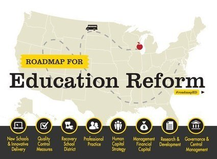 A roadmap for education reform - Education - AEI | Education Tussles | Scoop.it