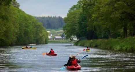 Le Canal de Nantes à Brest, 360 kilomètres pour découvrir la Bretagne | Vacances dans le Morbihan | Scoop.it