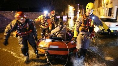 Europe Storm forces thousands from homes, Biggest Tidal Surge in 60 yrs | News You Can Use - NO PINKSLIME | Scoop.it
