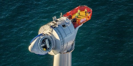 GE is building an offshore wind farm in the Atlantic with turbines twice as tall as the Statue of Liberty | Technology and the Environment | Scoop.it
