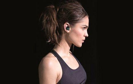 Des intra-auriculaires Bluetooth qui disparaissent au creux de l'oreille   Communication in progress   Scoop.it