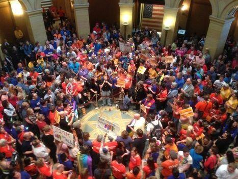 Senate votes to legalize same-sex marriage   Gov & Law Current Events   Scoop.it