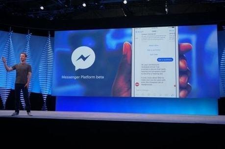 Salesforce dote son offre d'un nouveau canal de CRM: Facebook Messenger | Salesforce News France | Scoop.it