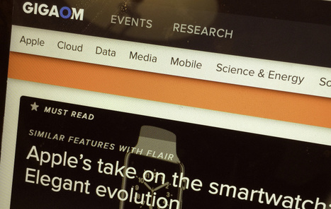 Pioneering Tech Blog GigaOm Is Shutting Down | Entrepreneurship in the World | Scoop.it