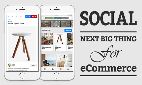 Social – Next Big Thing for eCommerce | Social Media & eCommerce | Scoop.it