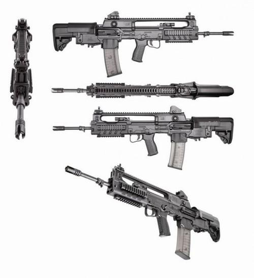 REAL STEEL: HS Produkt VHS-2 Assault Rifle - The Firearm Blog