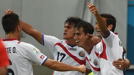 1/8 de finale : Costa Rica 1 - 1 Grèce - Coupe du monde - Brésil 2014 | Coupe du monde - Brésil 2014 | Scoop.it