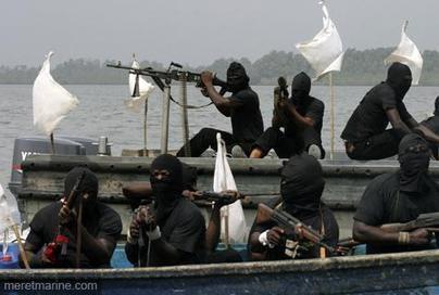 Piraterie : Le golfe de Guinée dépasse la Somalie | vielle | Scoop.it