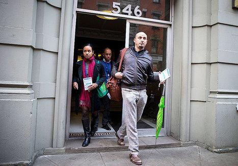 Ebola débarque à New York, mais la presse se veut sereine - LeTemps.ch   Médias   Scoop.it