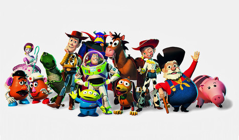 The Inside Story: 5 Secrets To Pixar's Success | The Creative Process | Scoop.it