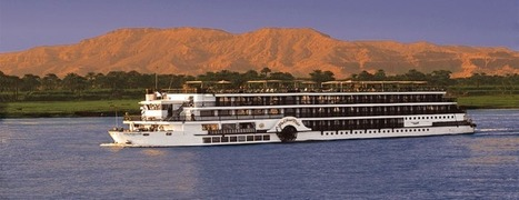 Oberoi Philae 5* luxury   Egypt Boats : Dahabeya Al-Pasha   Scoop.it