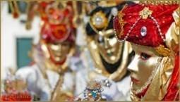 Faites tomber les masques pour le Carnaval de Venise !   Blog RueDeLaFete   Deguisement carnaval   Scoop.it