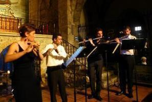 Saint-Lary-Soulan. Le quatuor Boréas a ravi le public - LaDépêche.fr | Ete Saint Lary | Scoop.it