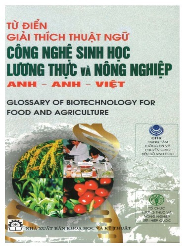 (MULTI) - Glossary of Biotechnology for Food and Agriculture | fao.org | Glossarissimo! | Scoop.it