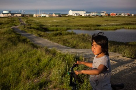 A Preview of What's to Come: The Story of an Alaskan Village That Will Soon Be Underwater | Sustain Our Earth | Scoop.it