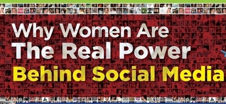 Why Women Are The Real Power Behind  Social Media – Jewish Business News | Public Relations & Social Media Insight | Scoop.it